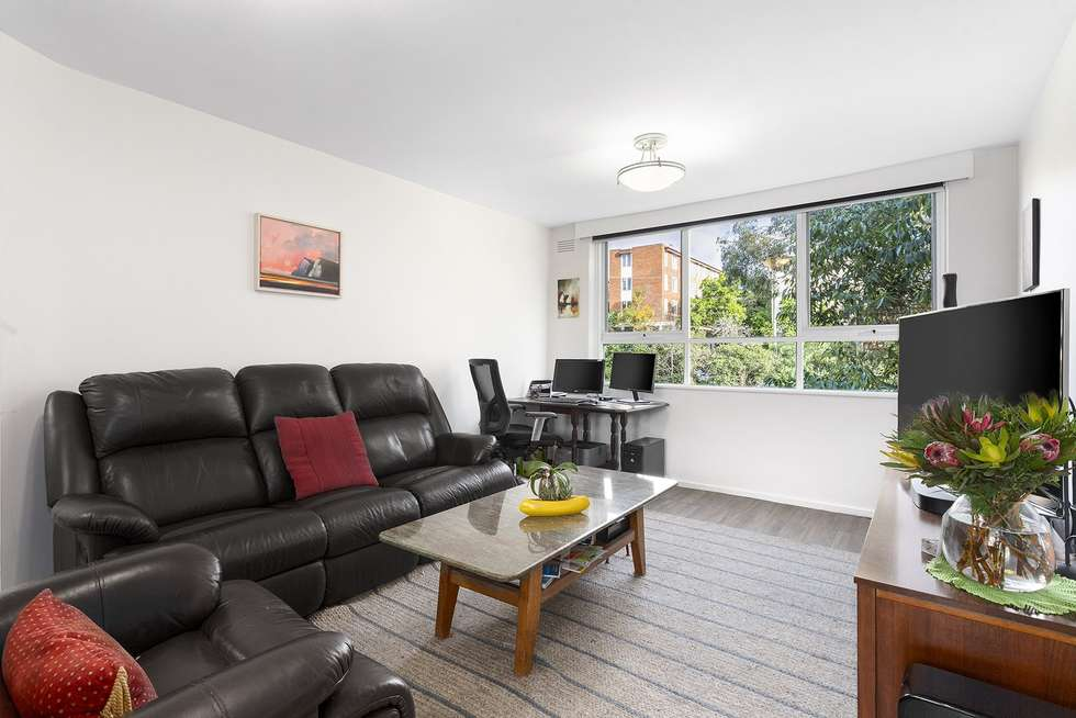 Second view of Homely apartment listing, 1/2A Dobson Street, South Yarra VIC 3141