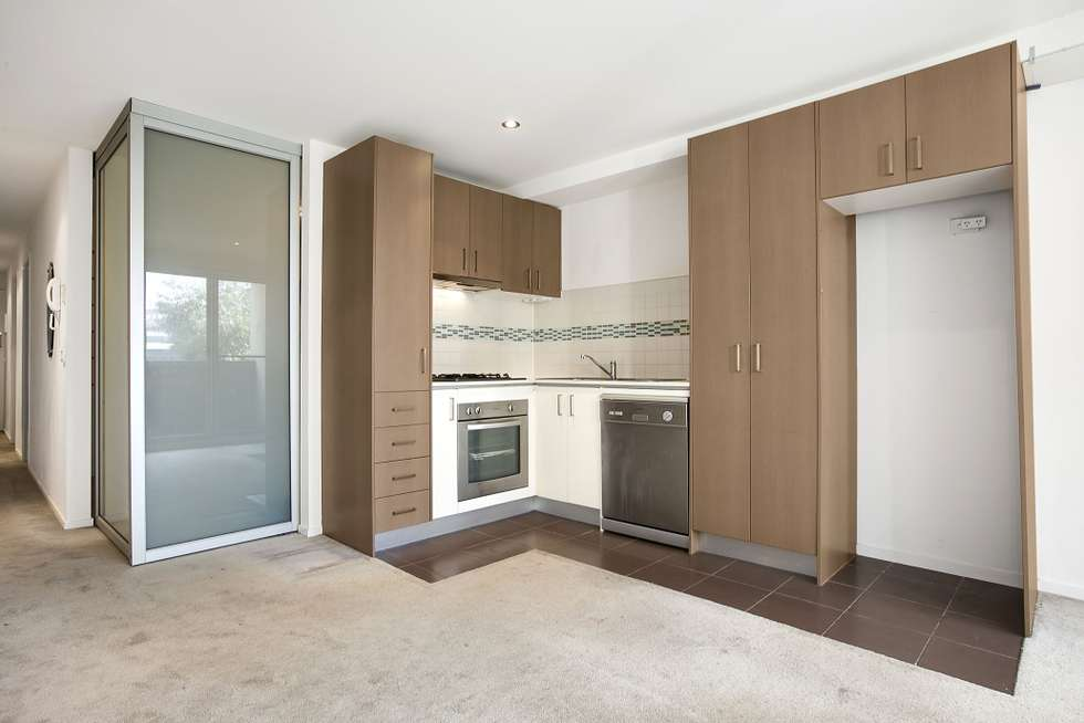 Second view of Homely apartment listing, 101/9-13 OConnell Street, North Melbourne VIC 3051