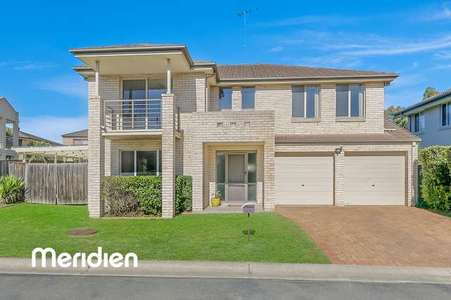 15 Cradle Close, Beaumont Hills NSW 2155