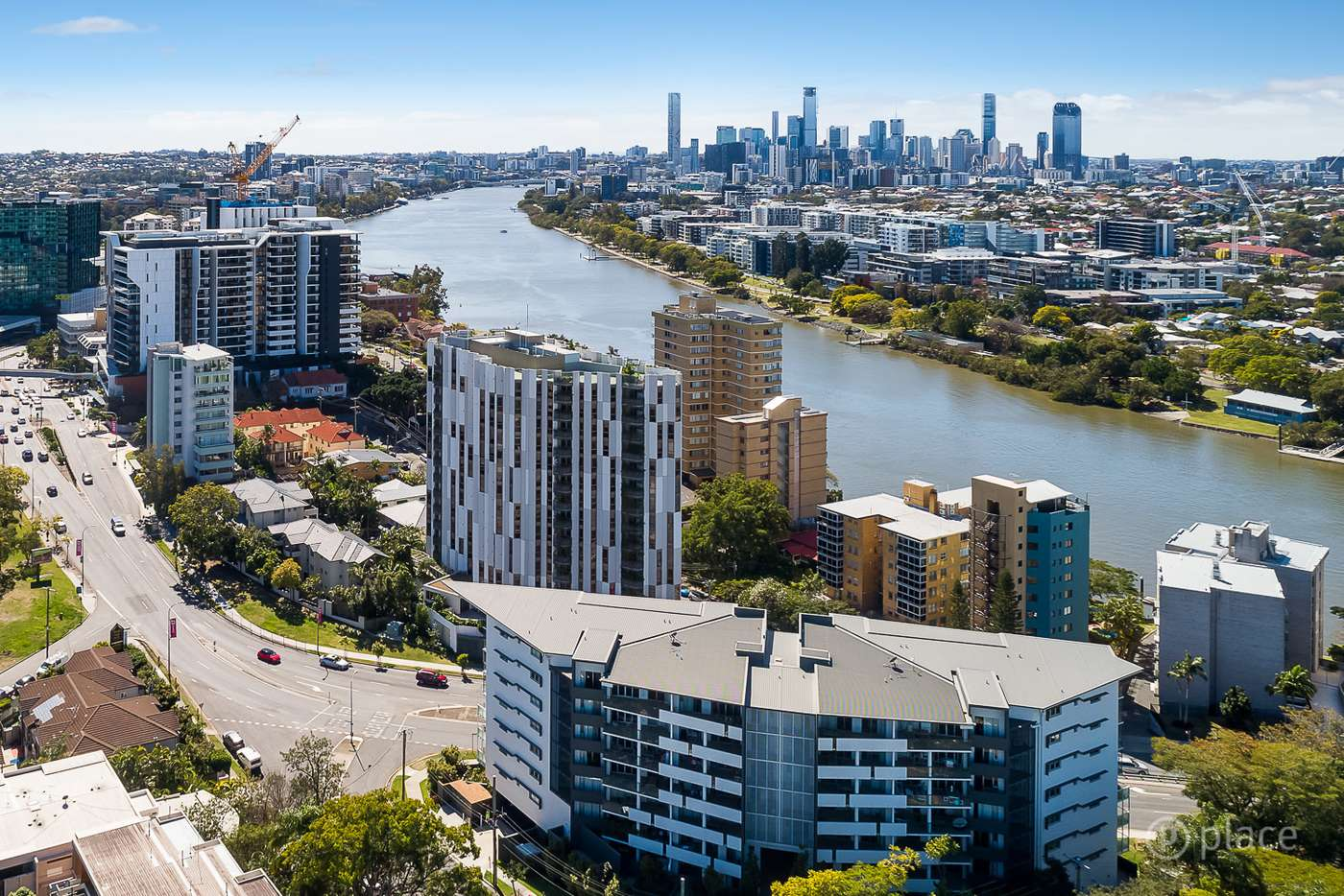 Main view of Homely apartment listing, 55/68 Benson Street, Toowong QLD 4066