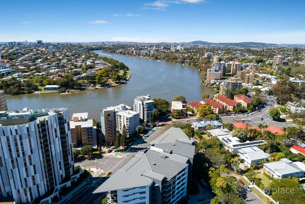 Second view of Homely apartment listing, 55/68 Benson Street, Toowong QLD 4066