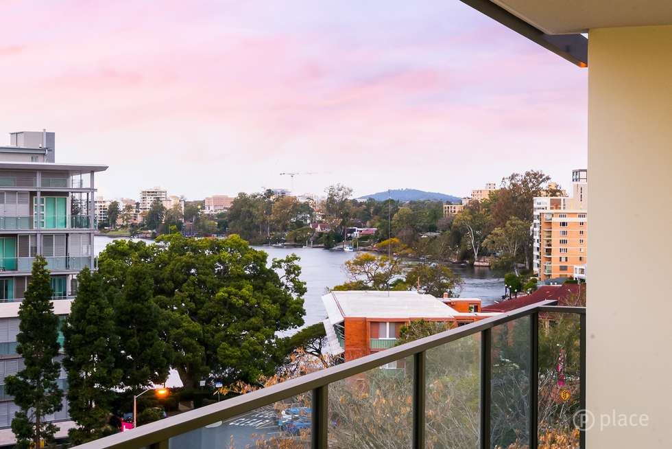 Fourth view of Homely apartment listing, 55/68 Benson Street, Toowong QLD 4066