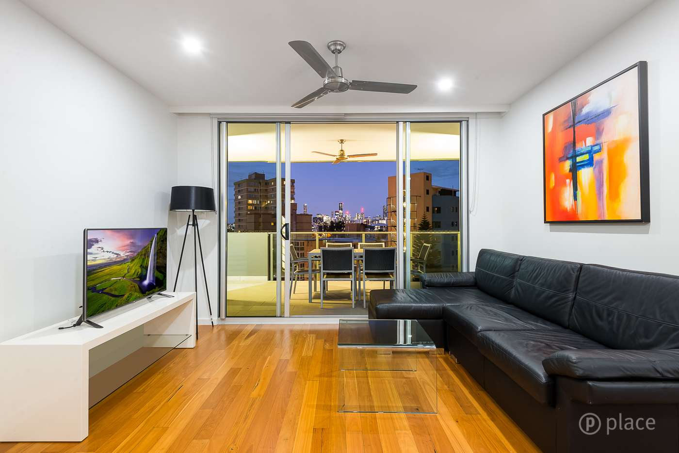 Sixth view of Homely apartment listing, 55/68 Benson Street, Toowong QLD 4066