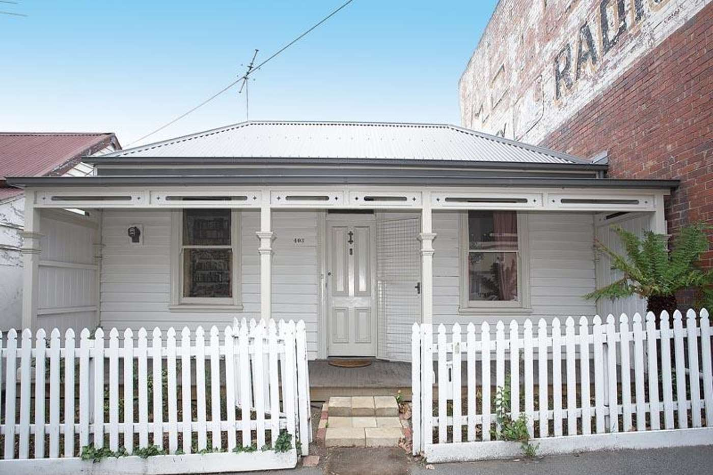 Main view of Homely house listing, 403 Abbotsford Street, North Melbourne VIC 3051
