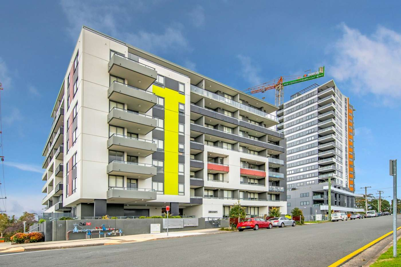 Main view of Homely apartment listing, 402/6 Charles Street, Charlestown NSW 2290