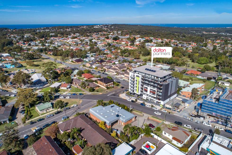 Fourth view of Homely apartment listing, 402/6 Charles Street, Charlestown NSW 2290