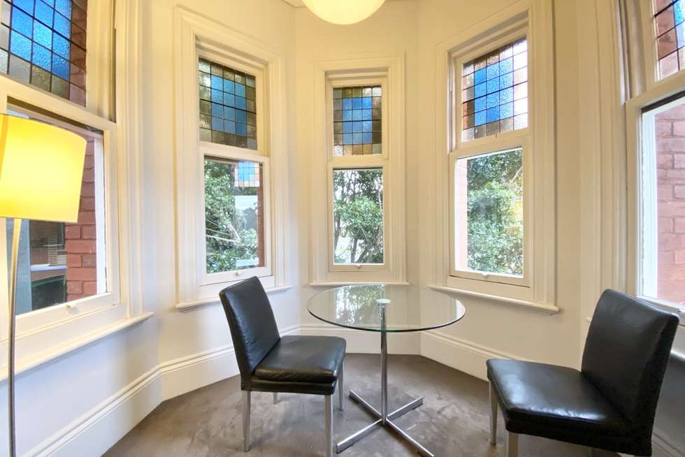 Second view of Homely apartment listing, 201/572 St Kilda Road, Melbourne VIC 3004