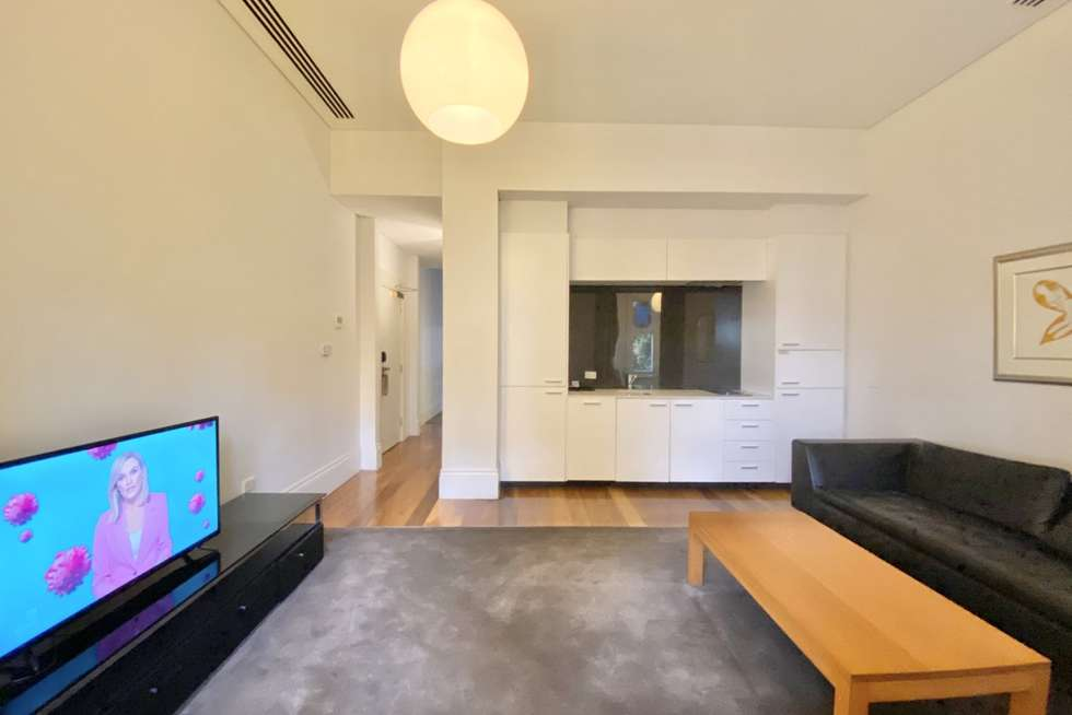 Third view of Homely apartment listing, 201/572 St Kilda Road, Melbourne VIC 3004