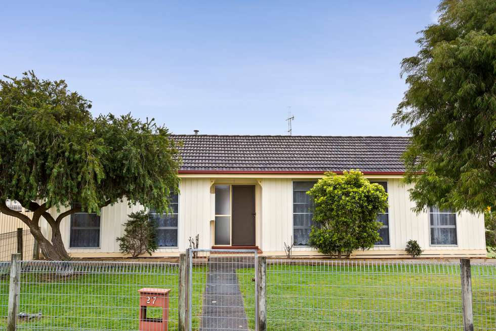 Second view of Homely house listing, 27 Donaldson Street, Colac VIC 3250