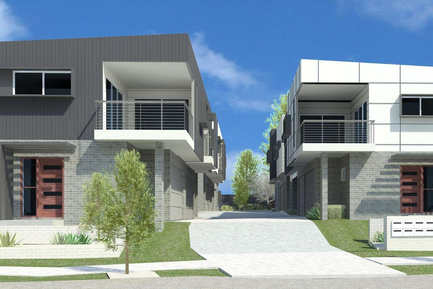 Main view of Homely townhouse listing, 3/106-108 Gosford Road, Adamstown NSW 2289