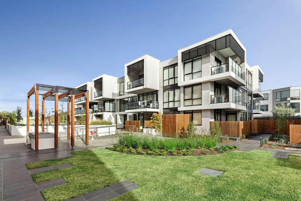 Second view of Homely apartment listing, G10A/23-25 Cumberland Road, Pascoe Vale South VIC 3044