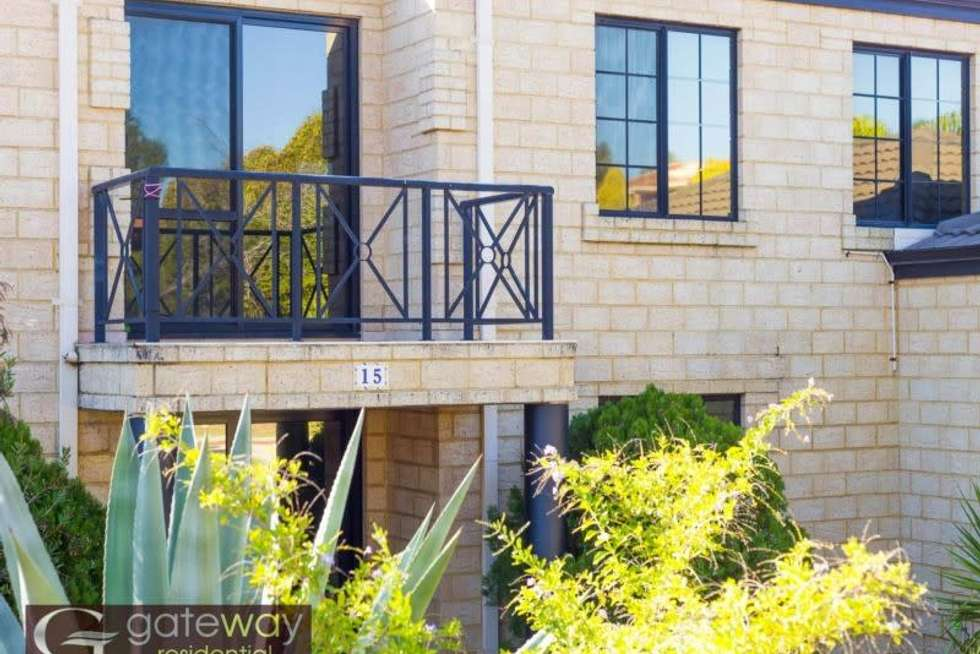 Third view of Homely house listing, 15 Aster Close, Beeliar WA 6164