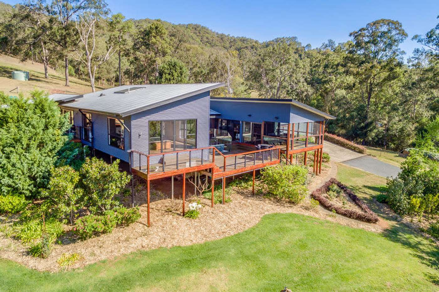 Main view of Homely acreageSemiRural listing, 47 Tucker Lane, Ferny Glen QLD 4275