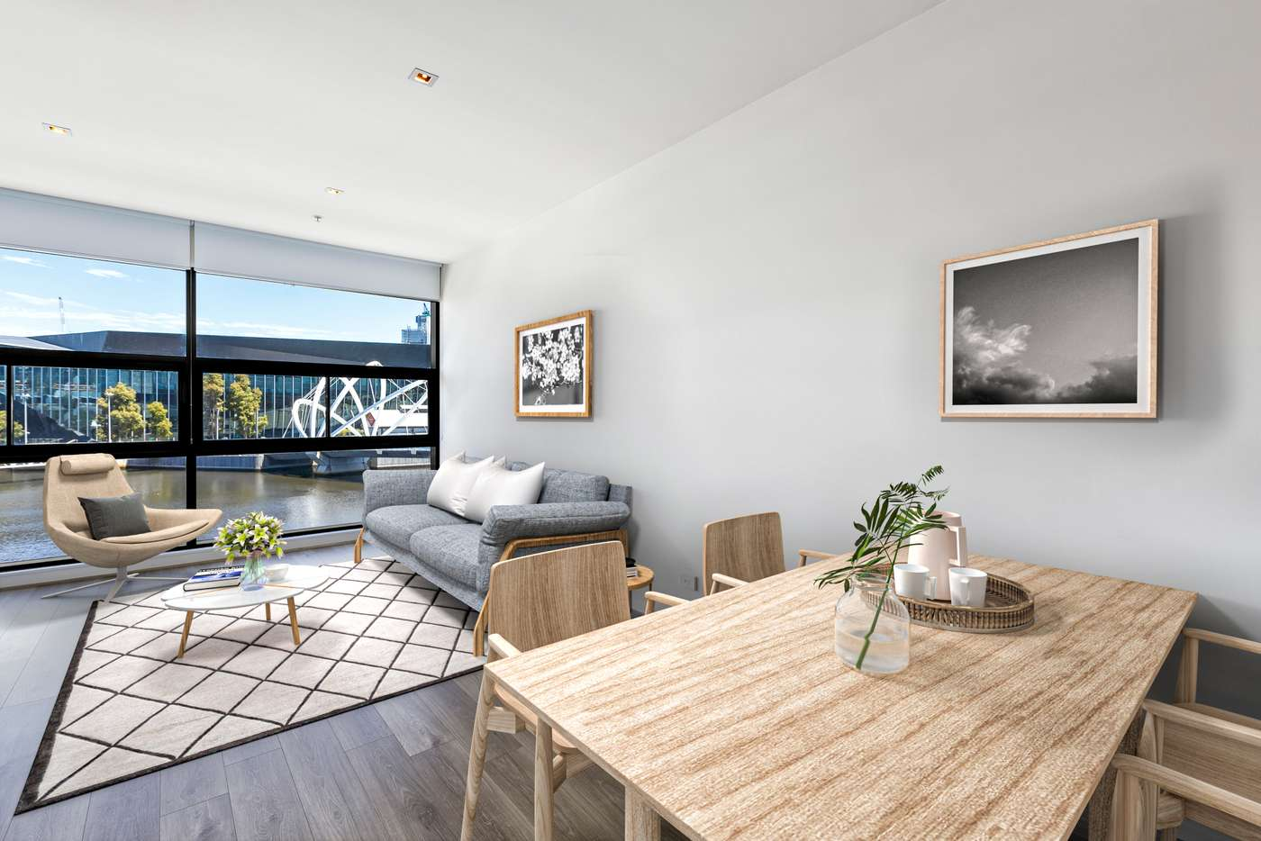 Main view of Homely apartment listing, 210/60 Siddeley Street, Docklands VIC 3008