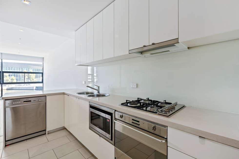 Third view of Homely apartment listing, 210/60 Siddeley Street, Docklands VIC 3008