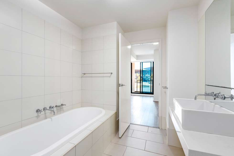 Fourth view of Homely apartment listing, 210/60 Siddeley Street, Docklands VIC 3008