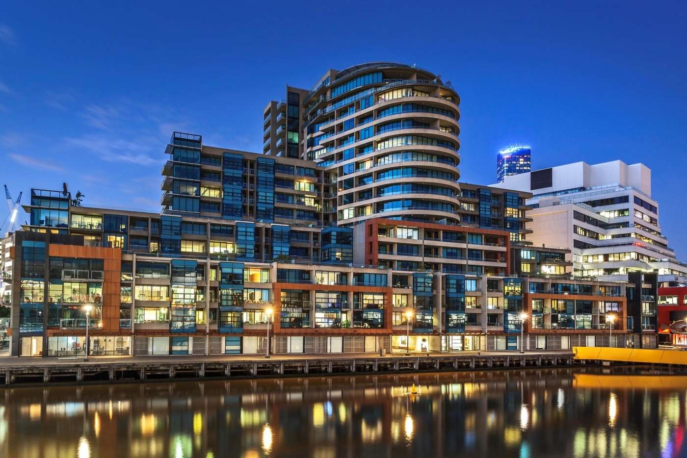 Sixth view of Homely apartment listing, 210/60 Siddeley Street, Docklands VIC 3008