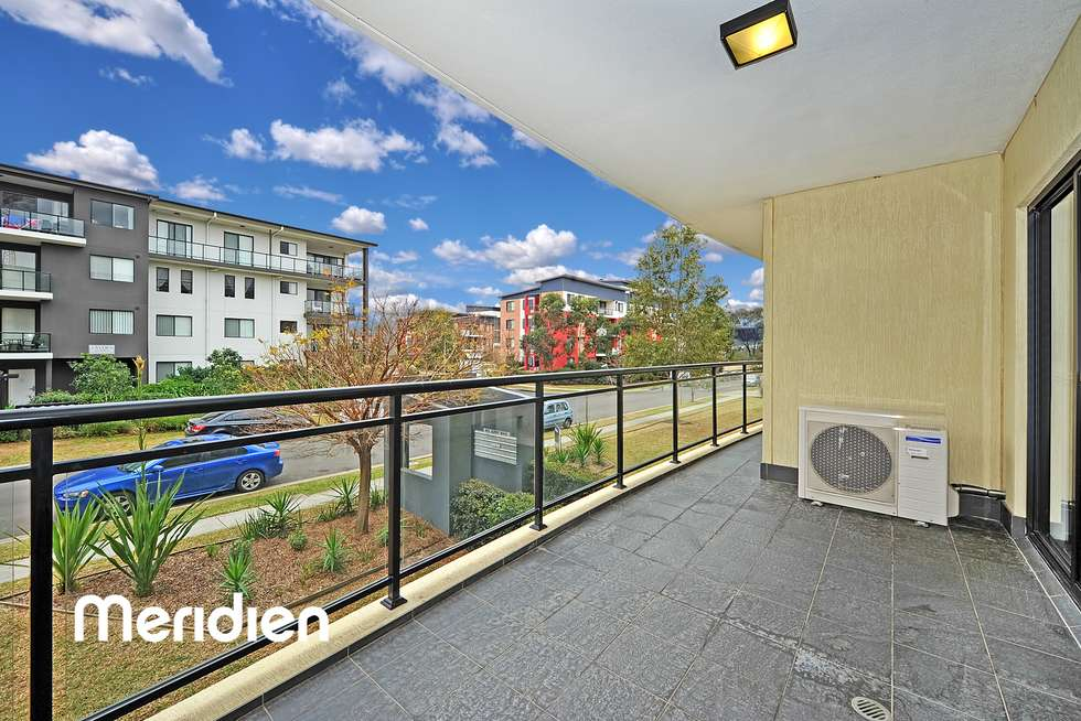 Third view of Homely apartment listing, 6/17 Kilbenny Street, Kellyville Ridge NSW 2155