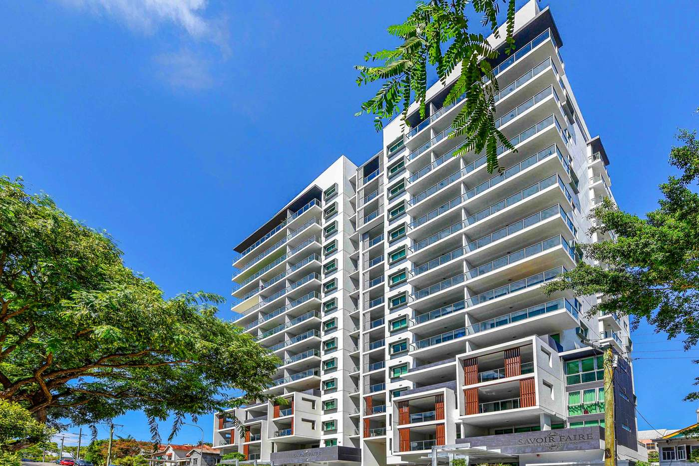 Main view of Homely apartment listing, 41/27 Manning, Milton QLD 4064