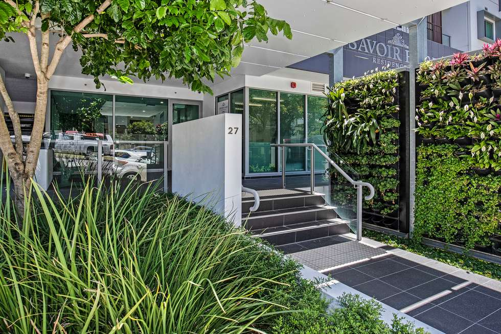 Second view of Homely apartment listing, 41/27 Manning, Milton QLD 4064