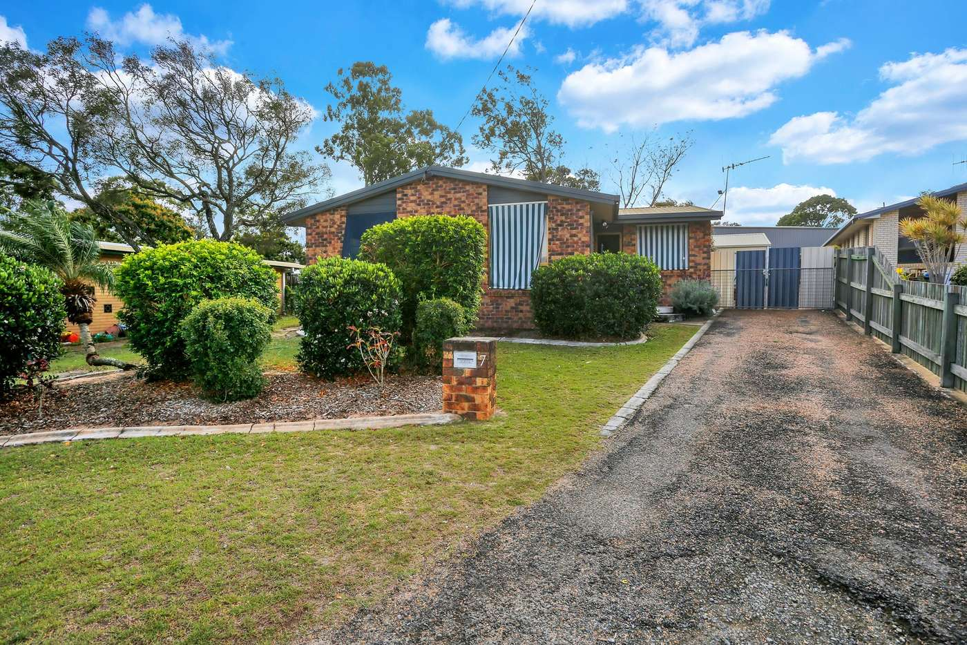 Main view of Homely house listing, 7 Westville Court, Avoca QLD 4670