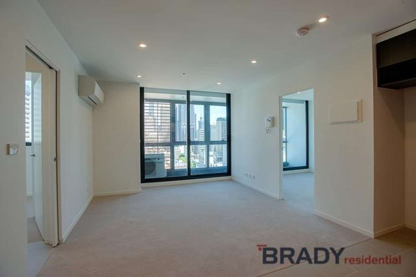 Main view of Homely apartment listing, 2901/8 Sutherland Street, Melbourne VIC 3000
