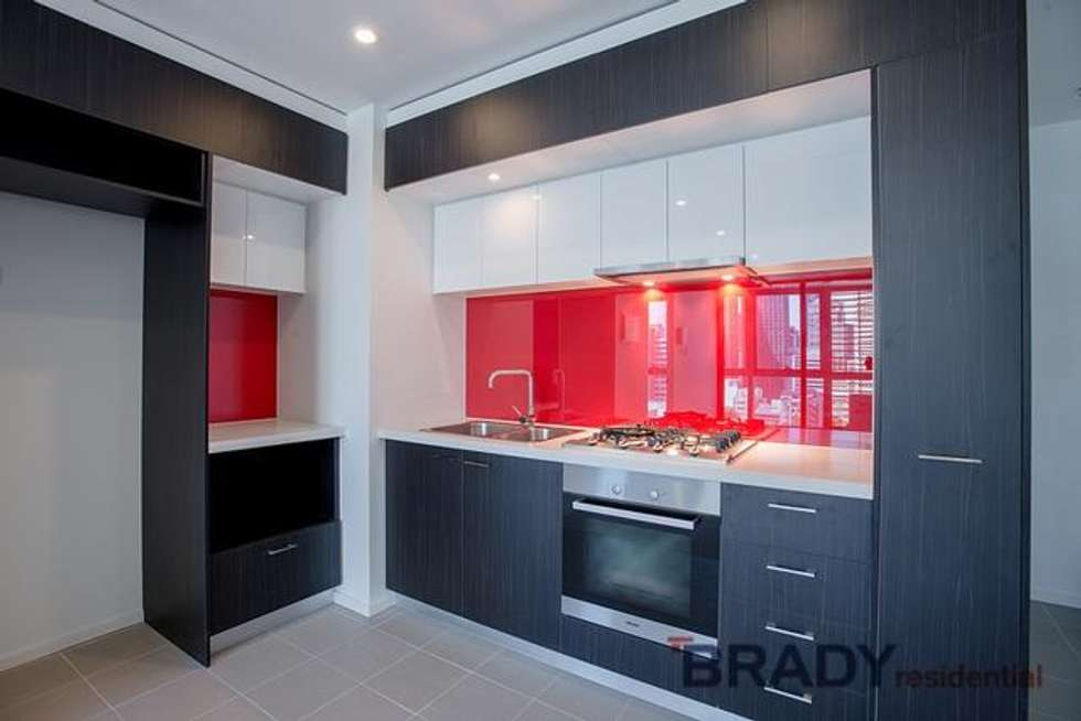 Second view of Homely apartment listing, 2901/8 Sutherland Street, Melbourne VIC 3000
