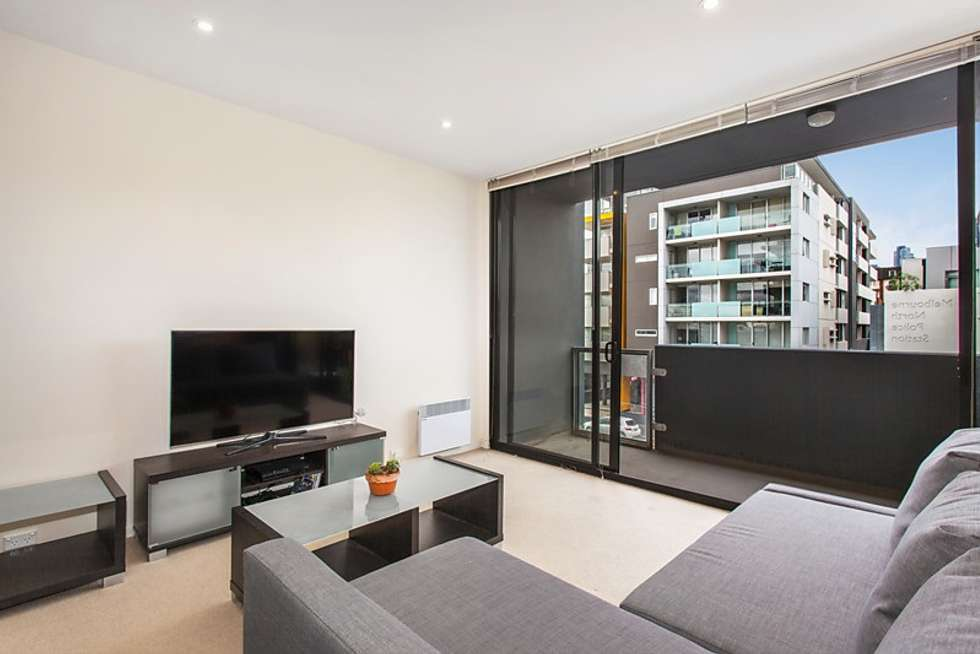 Second view of Homely apartment listing, 502/29-35 Wreckyn Street, North Melbourne VIC 3051
