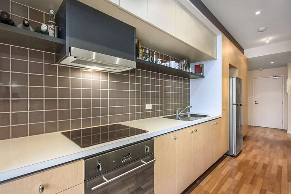 Third view of Homely apartment listing, 502/29-35 Wreckyn Street, North Melbourne VIC 3051