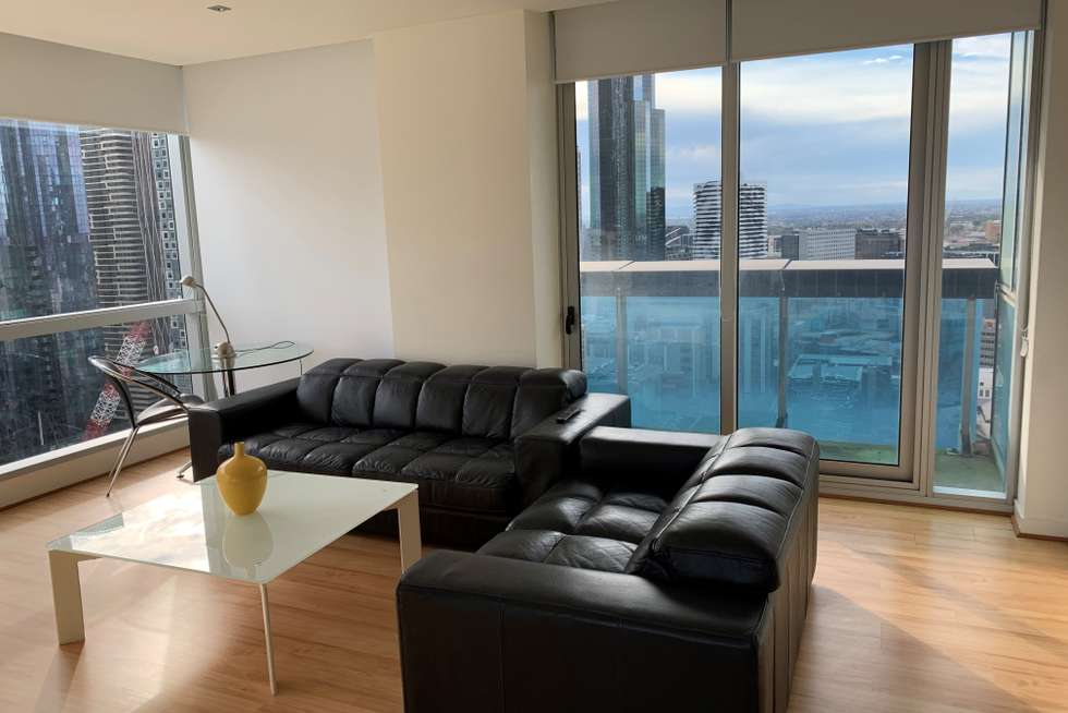 Fourth view of Homely apartment listing, 3101/22-24 Jane Bell Lane, Melbourne VIC 3000
