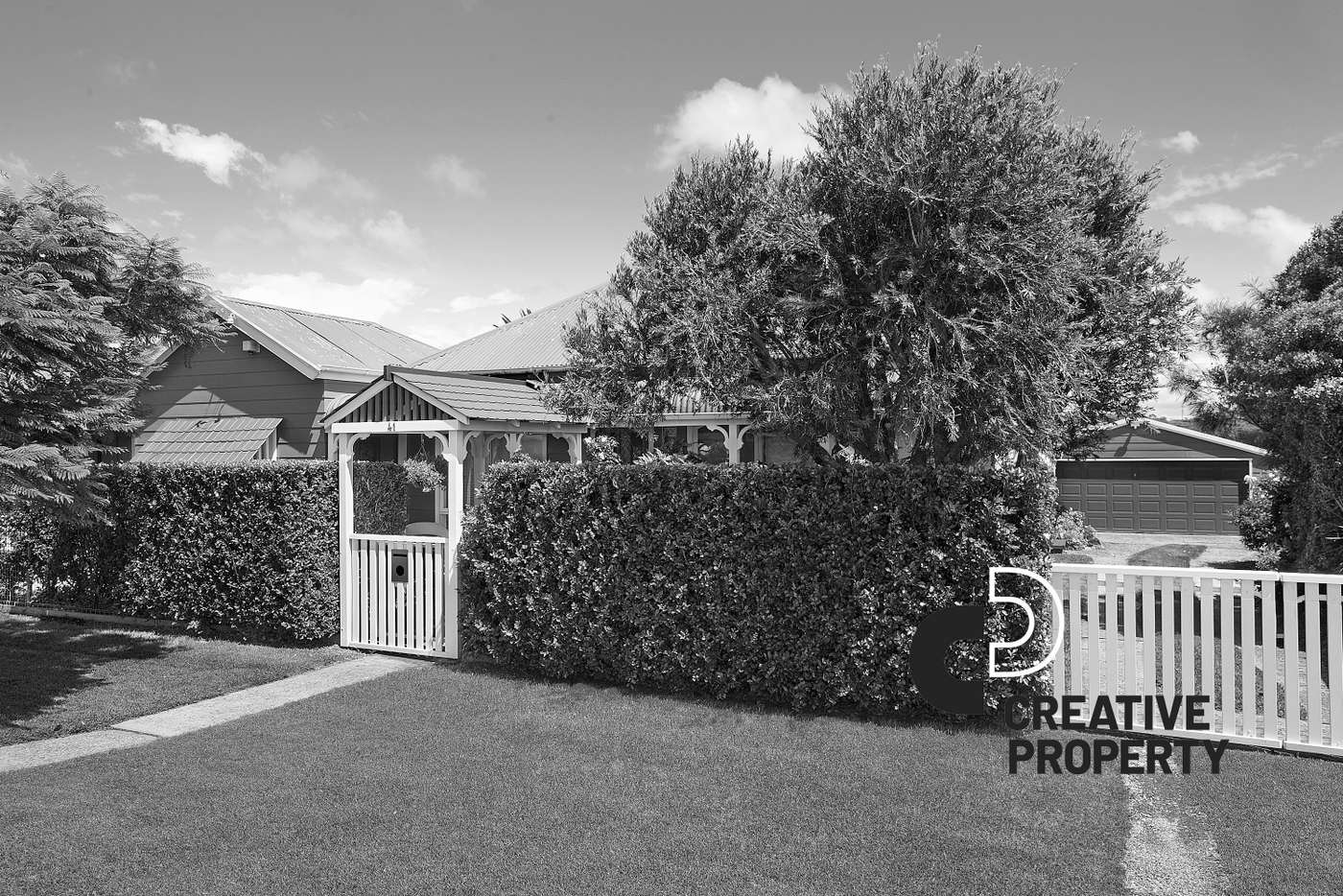 Main view of Homely house listing, 41 Hill Street, Wallsend NSW 2287