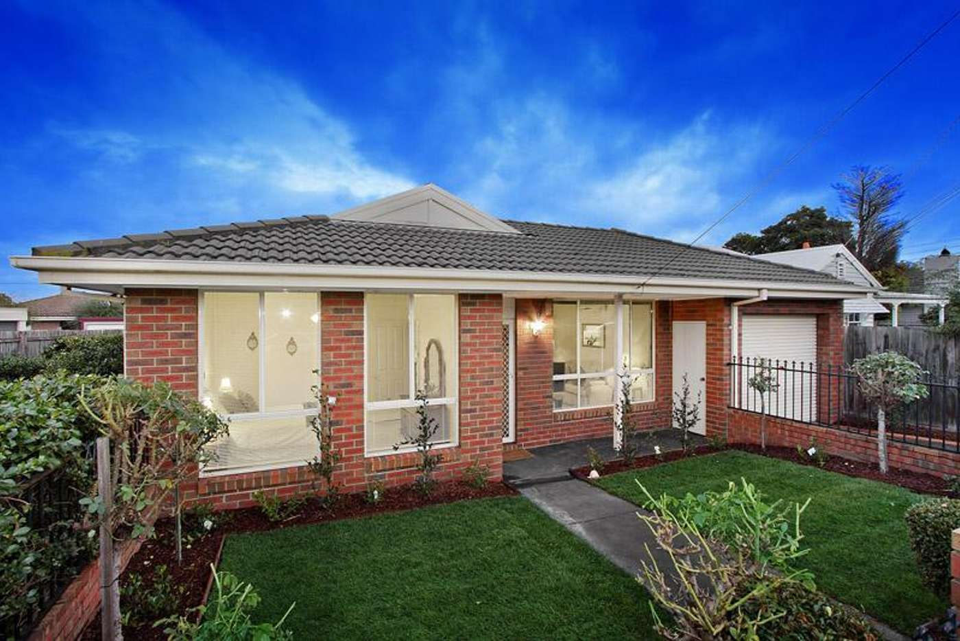Main view of Homely townhouse listing, 1/10 Janice Avenue, Cheltenham VIC 3192