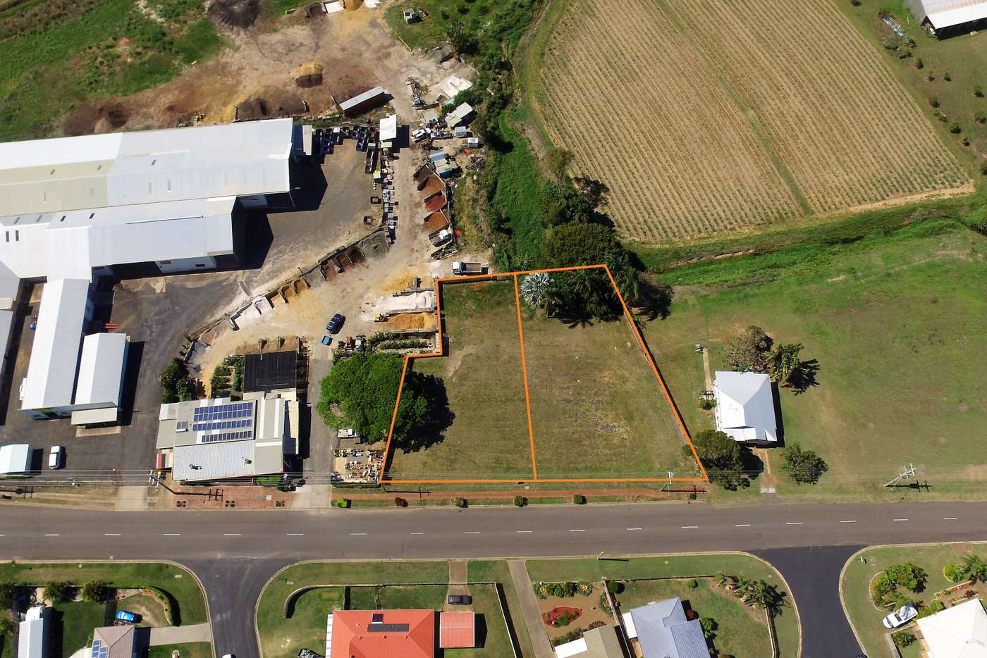 Main view of Homely residentialLand listing, 153a-155 Avoca Road, Avoca QLD 4670