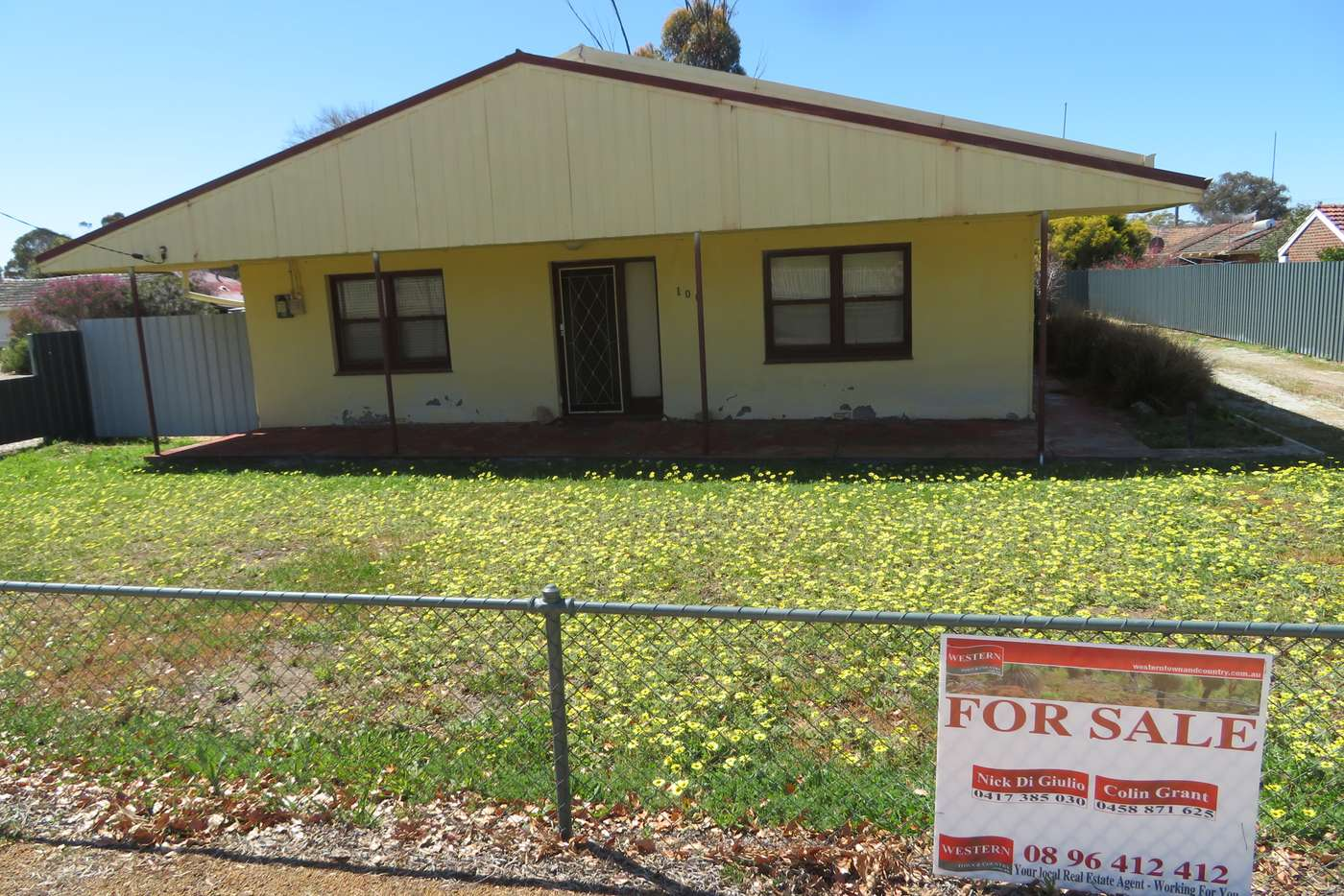 Main view of Homely house listing, 100 Forrest Street, Beverley WA 6304