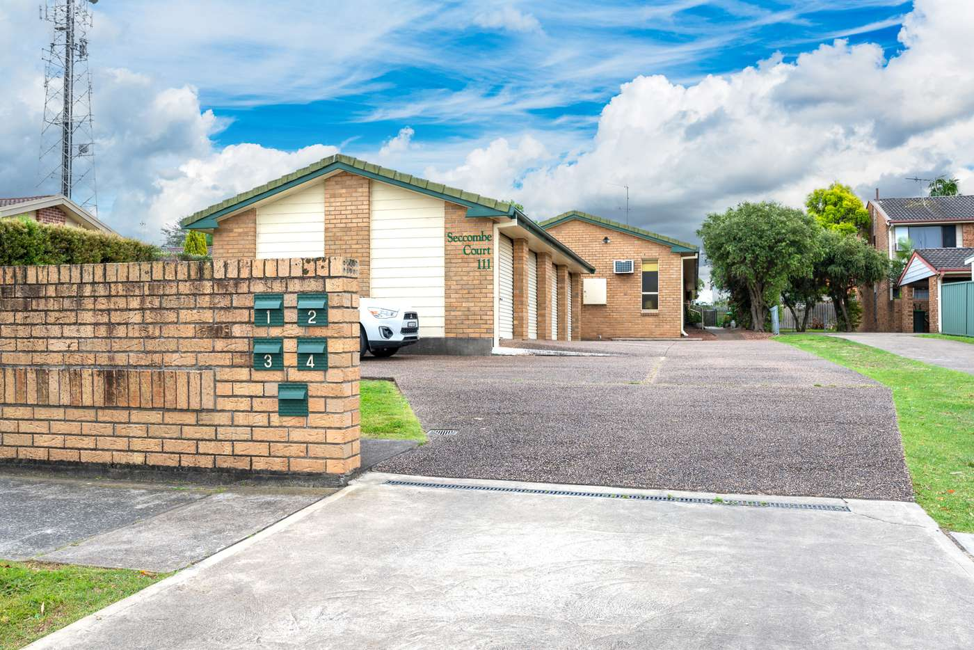 Main view of Homely unit listing, 1/111 George Street, East Maitland NSW 2323