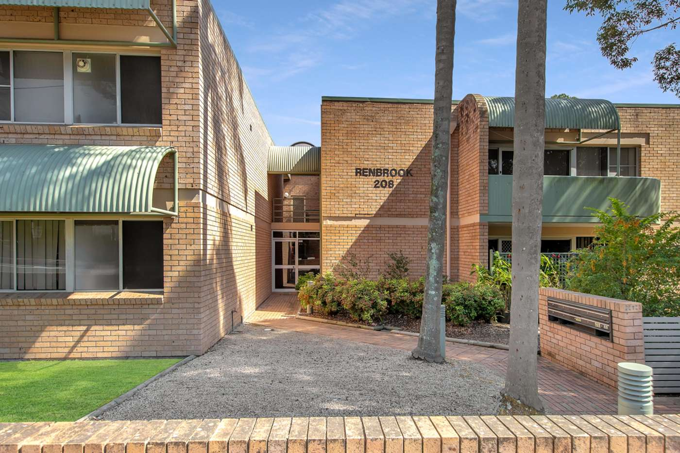 Main view of Homely apartment listing, 6/208 Brunker Road, Adamstown NSW 2289