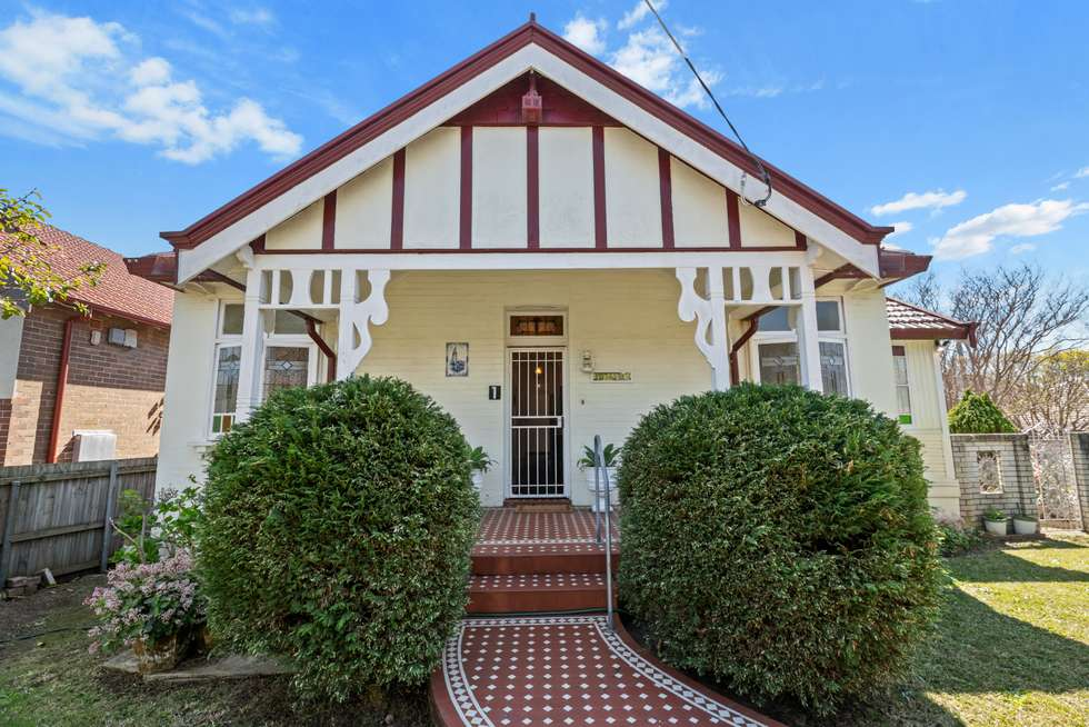 Second view of Homely house listing, 1 Hanks Street, Ashfield NSW 2131