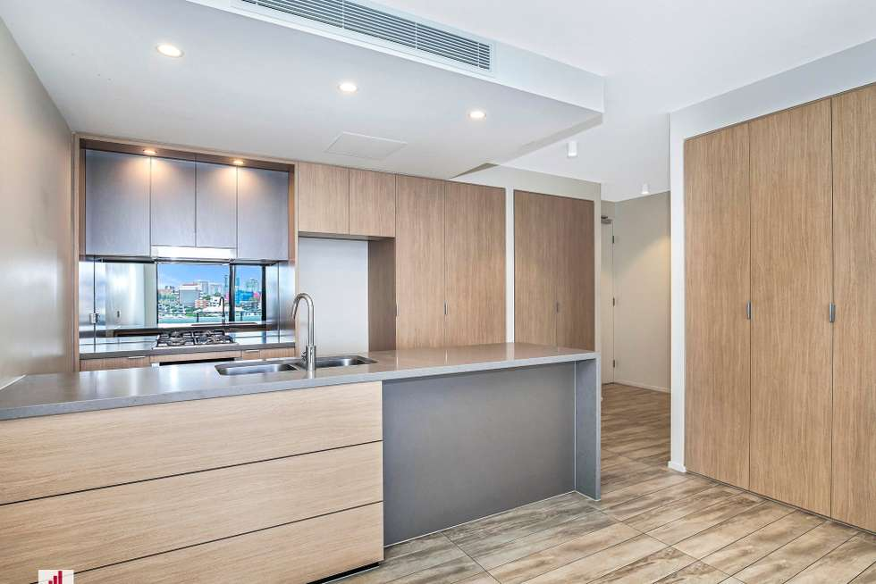 Second view of Homely apartment listing, 607/36 Anglesey Street, Kangaroo Point QLD 4169