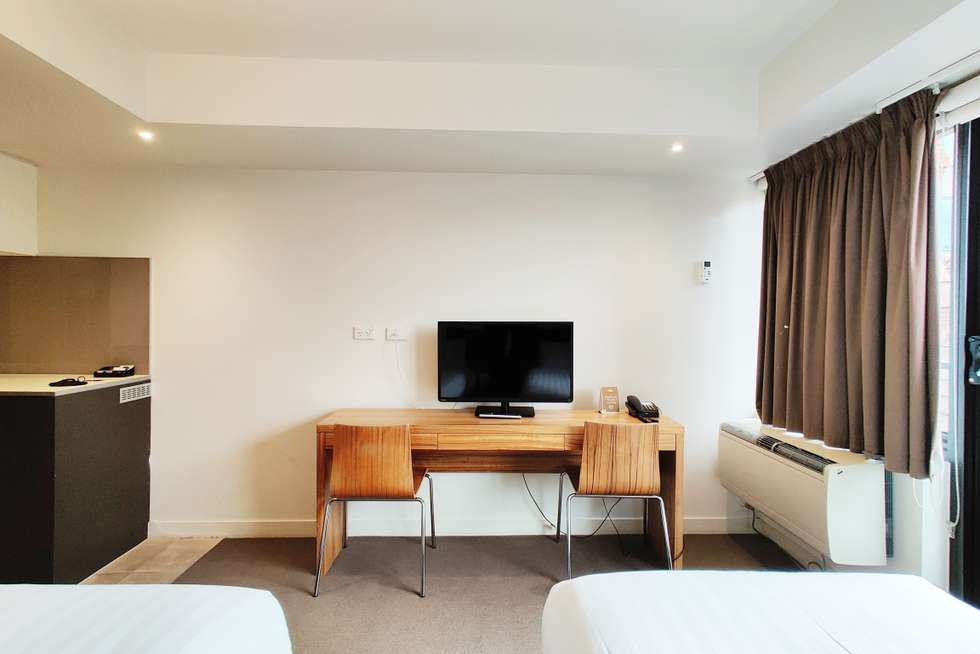 Second view of Homely apartment listing, 424/572 St Kilda Road, Melbourne VIC 3004