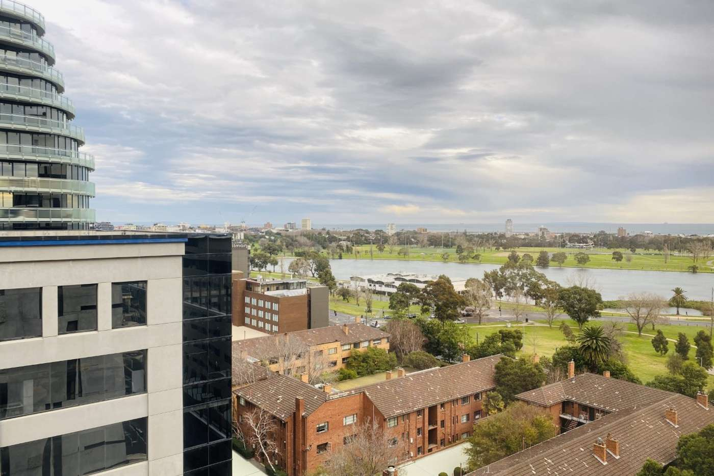 Seventh view of Homely studio listing, 927/572 St Kilda Road, Melbourne VIC 3004