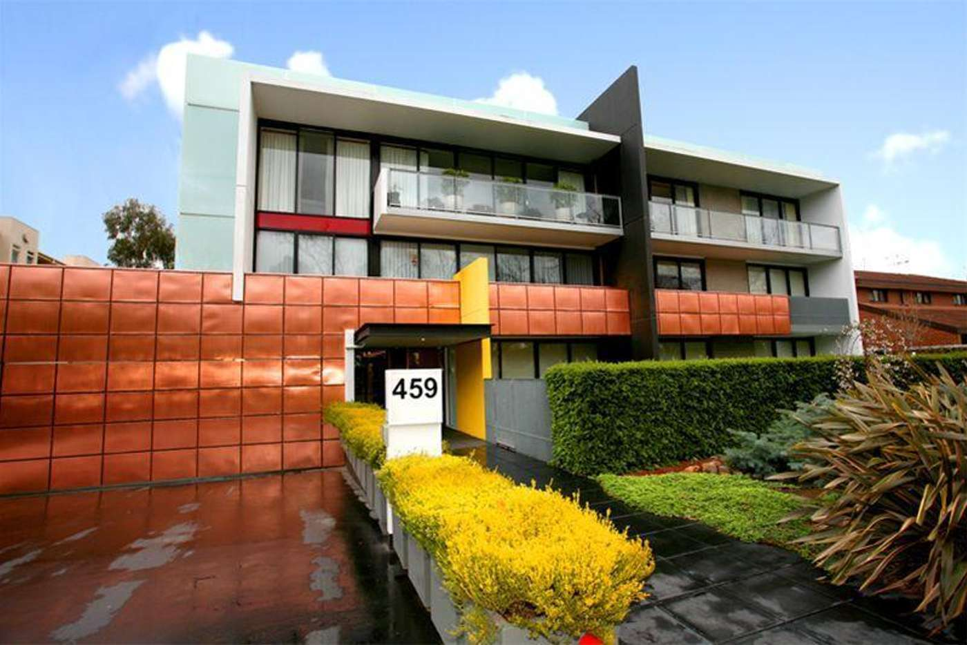 Main view of Homely apartment listing, 302/459 Royal Parade, Parkville VIC 3052