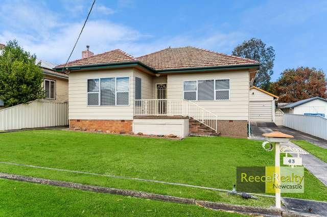 43 Milne Street, Shortland NSW 2307