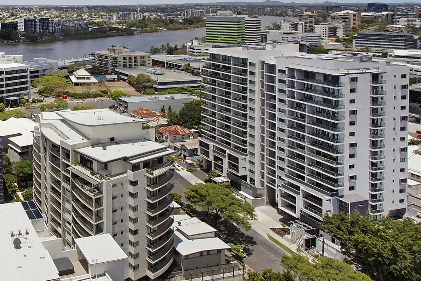 Main view of Homely apartment listing, 47/21 Manning Street, Milton QLD 4064