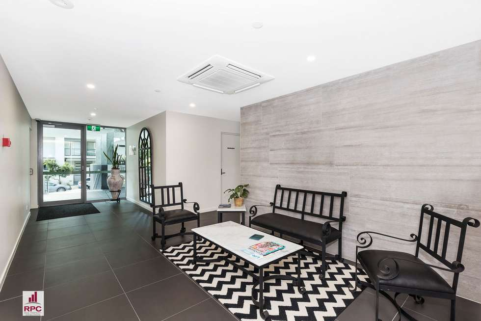 Third view of Homely apartment listing, 47/21 Manning Street, Milton QLD 4064