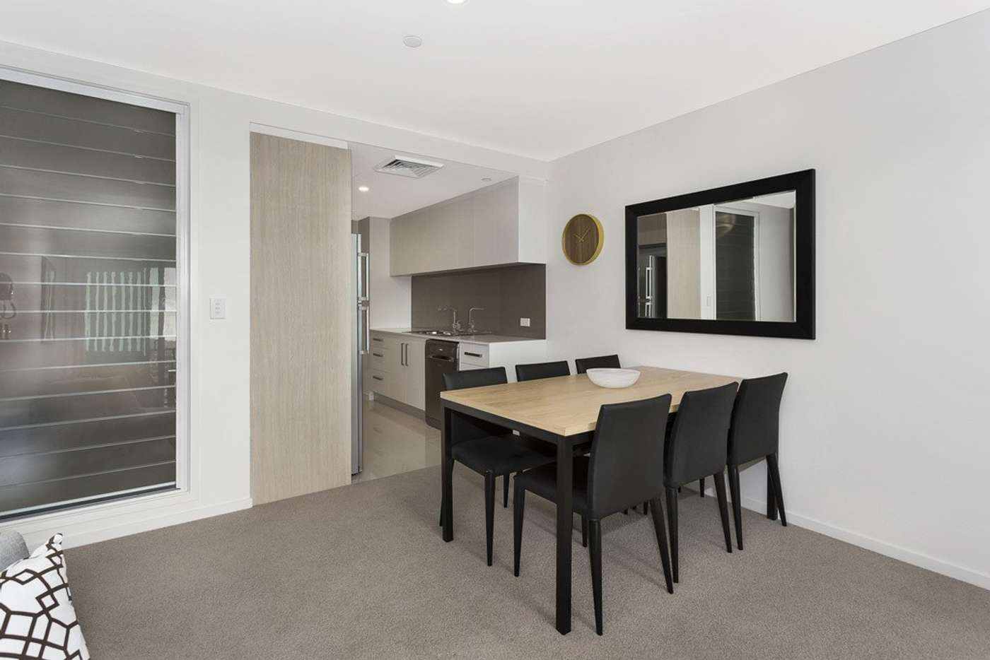 Fifth view of Homely apartment listing, 47/21 Manning Street, Milton QLD 4064
