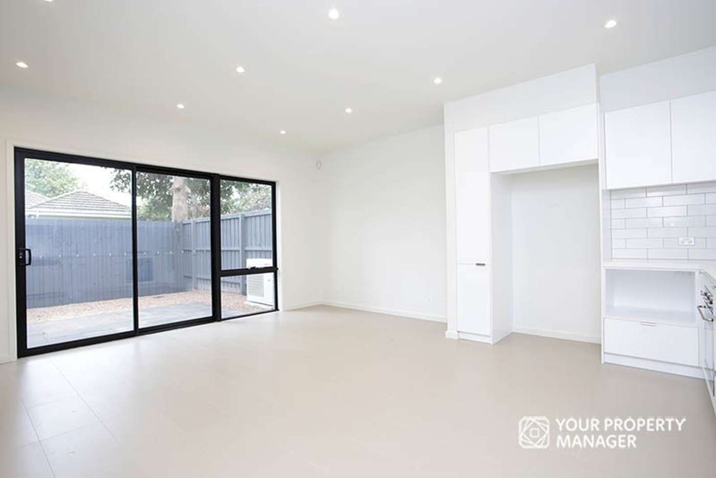 Main view of Homely townhouse listing, 12 Abbington Avenue, Cheltenham VIC 3192