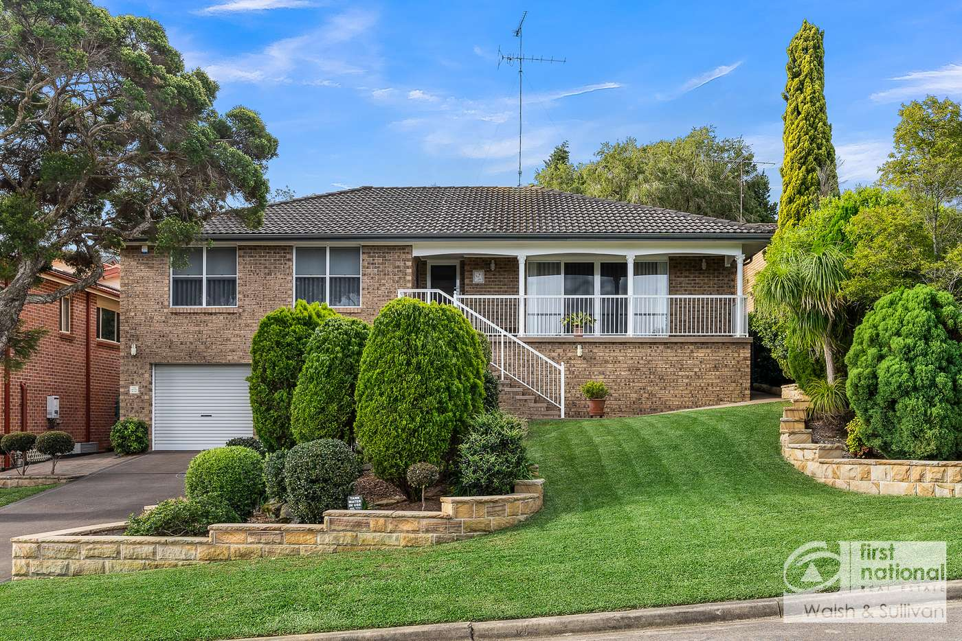 Main view of Homely house listing, 38 Luculia Avenue, Baulkham Hills NSW 2153