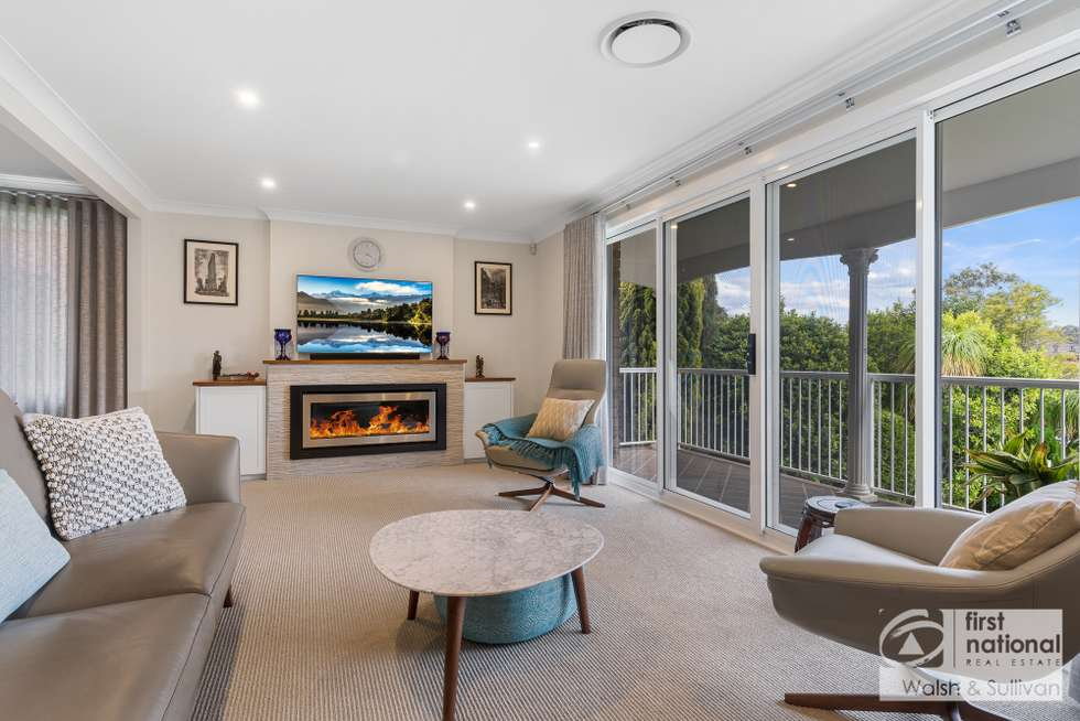Second view of Homely house listing, 38 Luculia Avenue, Baulkham Hills NSW 2153