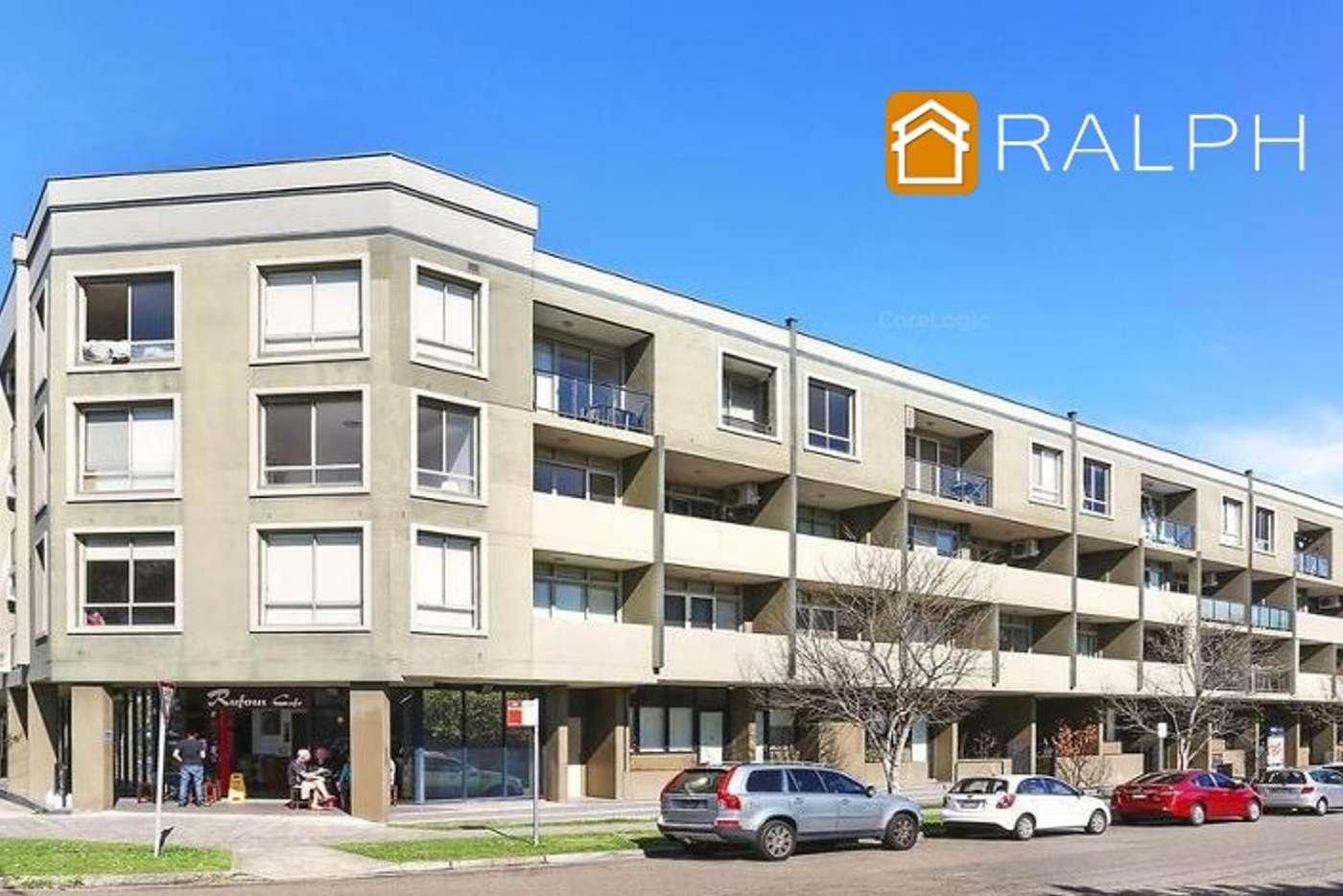 Main view of Homely unit listing, 23/20 Herbert Street, West Ryde NSW 2114