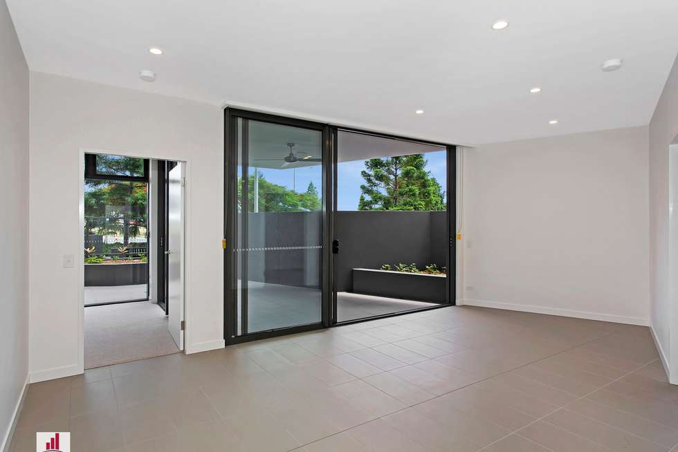 Third view of Homely apartment listing, 5106/331 MacArthur Avenue, Hamilton QLD 4007